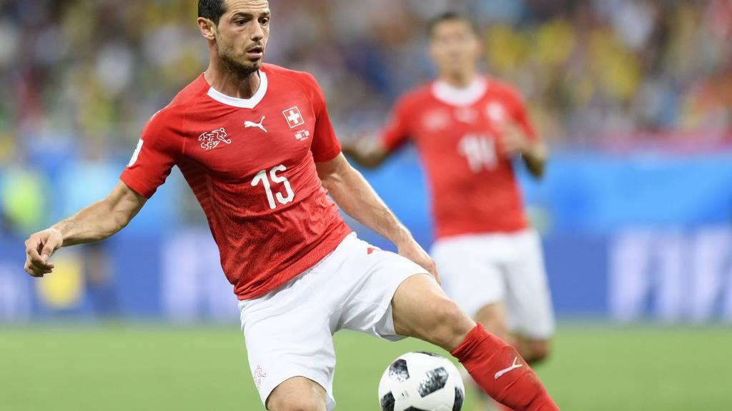 Die Schweizer Nati steht unter grossem Druck, im Bild Mittelfeldspieler Blerim Dzemaili.