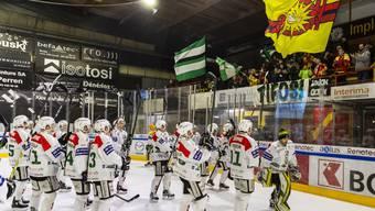 Eishockey, Swiss League, HC Sierre – EHC Olten