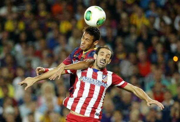 Neymar und Juanfran