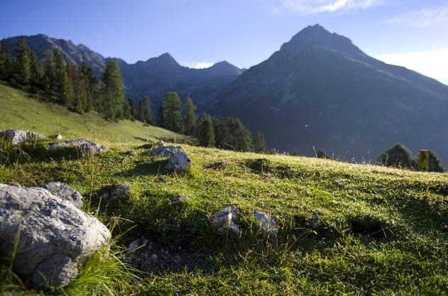 Auch die Landschaft soll geschützt werden, wie das in der Alpeninitiative 1994 gefordert wurde.