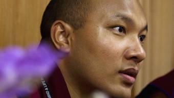 Der 17. Karmapa (Archiv)