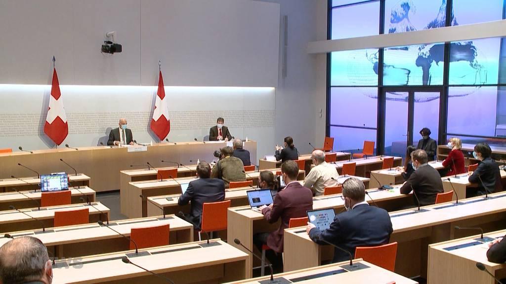 Bundesrat Alain Berset: «Keine grossen Lockerungen für Ende Februar geplant»