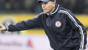 Umberto Romano und der FC Winterthur können aufatmen
