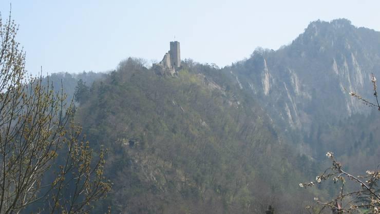 Und diese Burg steht in Waldenburg. Egal, ob wir im Oberbaselbiet oder Unterbaselbiet wohnen. Niemand ist ein Rosinenpicker. Auch wenn es Geld vom Unterbaselbiet als Steuerausgleich gibt.