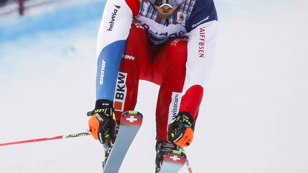 Alex Fiva feierte am Watels seinen 2. Weltcupsieg in dieser Saison