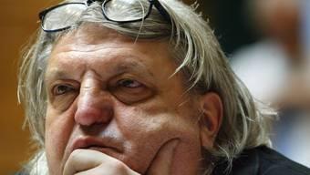Giuliano Bignasca sorgt im Tessin immer wieder für Wirbel (Archiv)