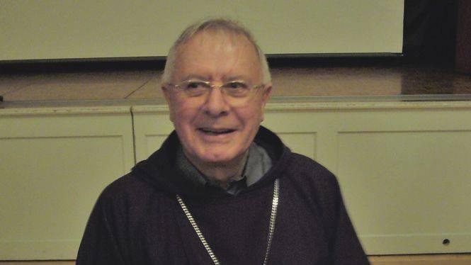 Bischof Paul Hinder.