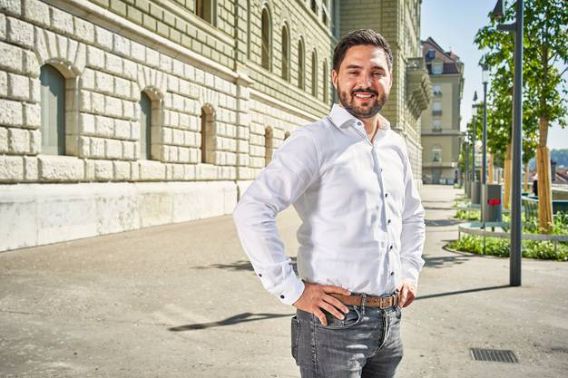 Der Aargauer Nationalrat Cédric Wermuth will mit Meyer ins Co-Präsidium an der SP-Spitze gewählt werden.