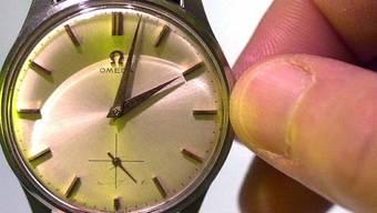 Uhren 24 Stunden vorgestellt