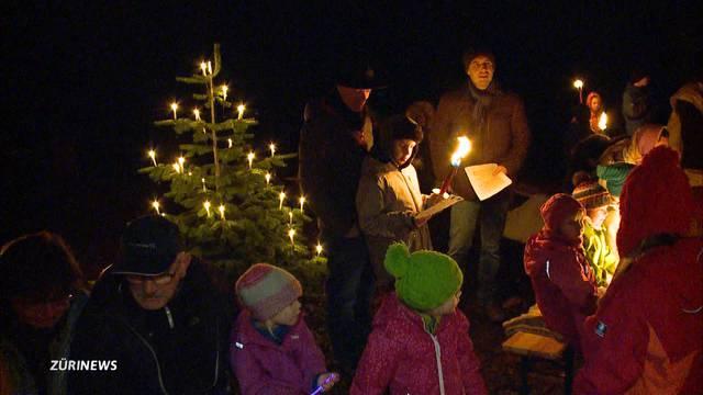 Weihnachten hautnah in Mönchaltdorf