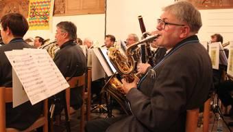 Kirchenkonzert Stadtmusik Dietikon