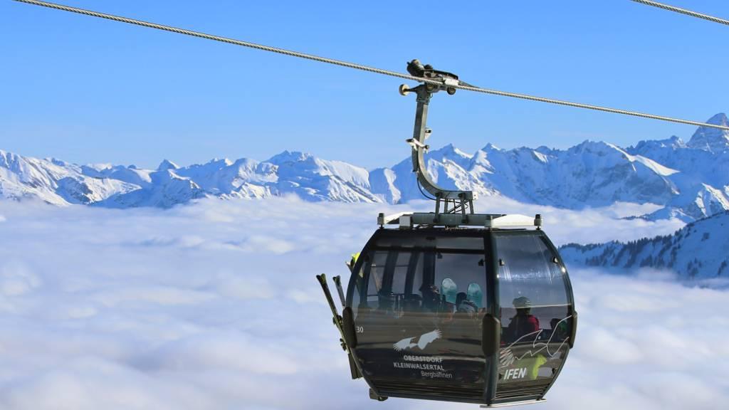 Skisaison in Österreich startet: FFP2-Maskenpflicht in den Gondeln