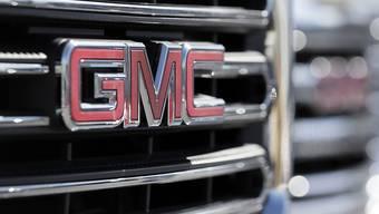 Der US-Autokonzern General Motors will ein Werk zur Produktion von Elektroautos und Roboter-Taxis bauen und nimmt dafür Milliarden in die Hand.(Archivbild)