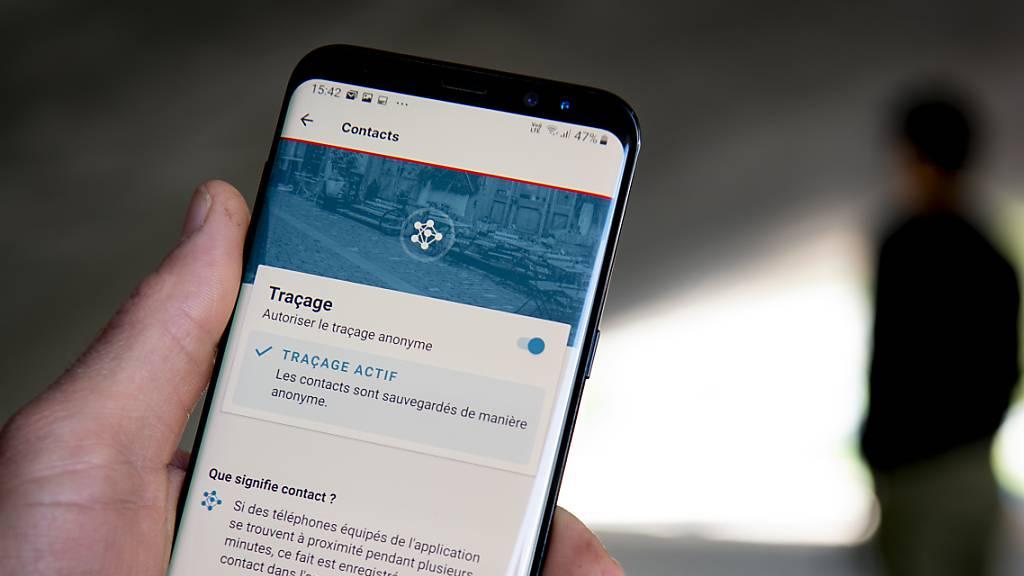 SwissCovid-App hat eine Million Nutzer – genauere Angaben zur Wirksamkeit fehlen aber noch