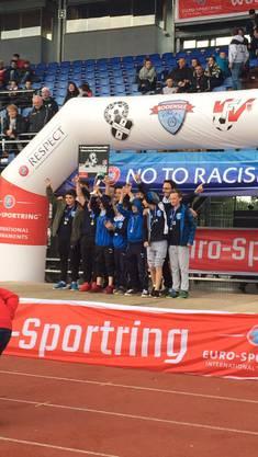 FC Frenkendorf Jun. in Bregenz