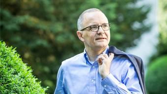 «Ich habe bei der Rückversicherung gut verdient. Besser, als wenn ich zum Stadtpräsidenten gewählt würde», sagt Hanspeter Hilfiker (51), FDP-Kandidat für das Stadtpräsidium.