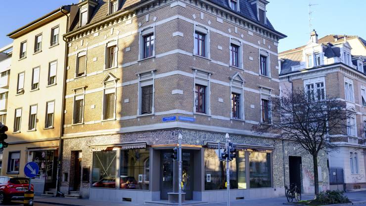Das Lokal Terrorsamba befindet sich im Mathäusquartier.