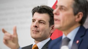 Der Bundesrat hat am Mittwoch über die künftige EU-Politik der Schweiz beraten. Aussenminister Ignazio Cassis stellt nun eine neue Strategie vor. Ein baldiger Abschluss der Verhandlungen ist jedoch nicht in Sicht.