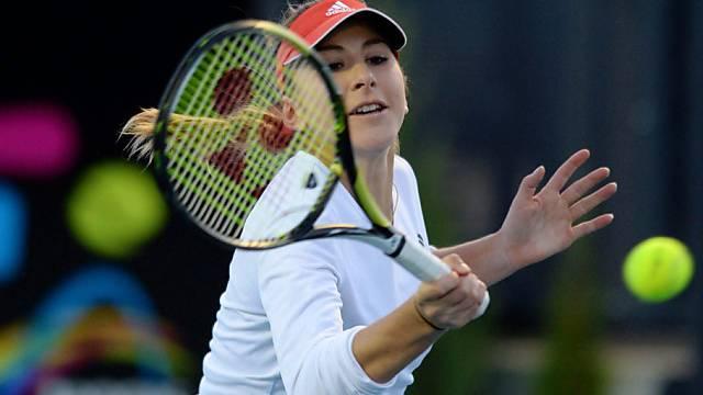 Belinda Bencic steht in Melbourne im Hauptfeld