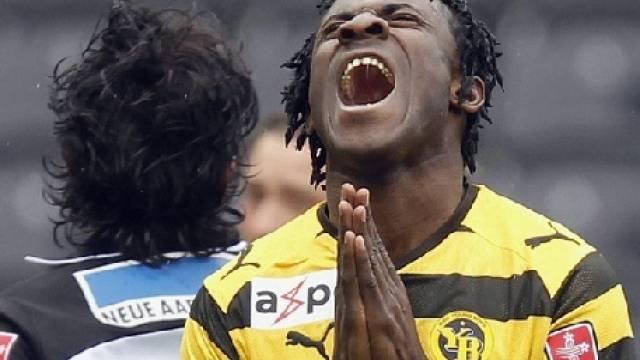 Doumbia für ein Spiel gesperrt