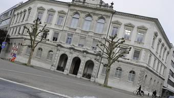 Das Amtsgericht in Solothurn (Archiv)