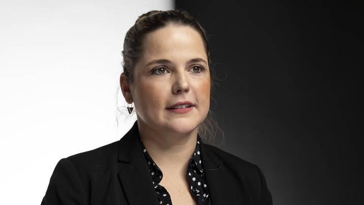 Martina Bircher will nicht Präsidentin werden.