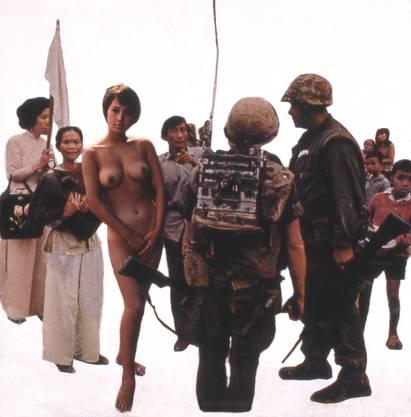 Der Vietnamkrieg ist omnipräsent in 1968.