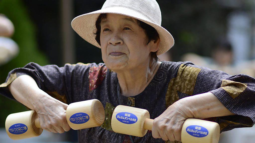 Sorge m Millionen alleinstehender Senioren