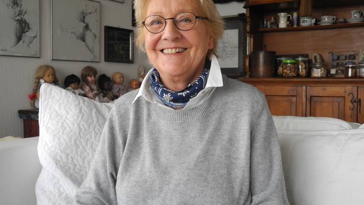 Macht in der SRF-Sendung «Stutz um Stutz» mit: Barb Streuli aus Bergdietikon.