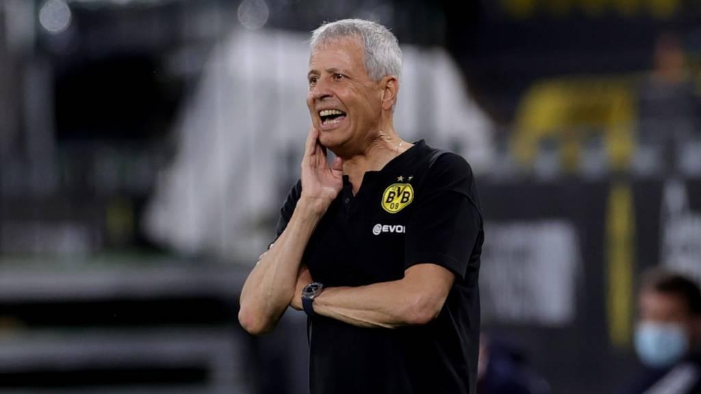 Dortmund spricht Lucien Favre das Vertrauen aus