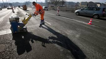 Wer ist zuständig für den Strassenbau?