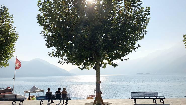 Ferien verschieben: Der Tessiner Kantonsarzt appelliert an die Deutschschweizer, zu Hause zu bleiben.