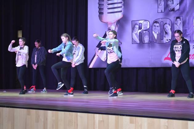 Hiphop und Jazz gibts von den Jugendlichen bei Mova Dance.