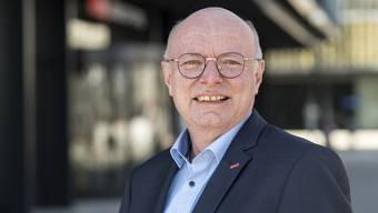 Vincent Ducrot übernimmt die Leitung der SBB mitten in der Coronakrise.