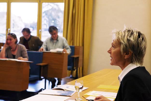 Direktorin Stadtschulen Solothurn