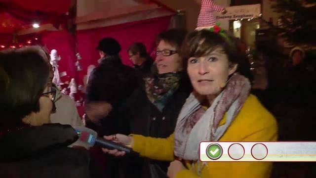 Weihnachtsmarkt in Bremgarten
