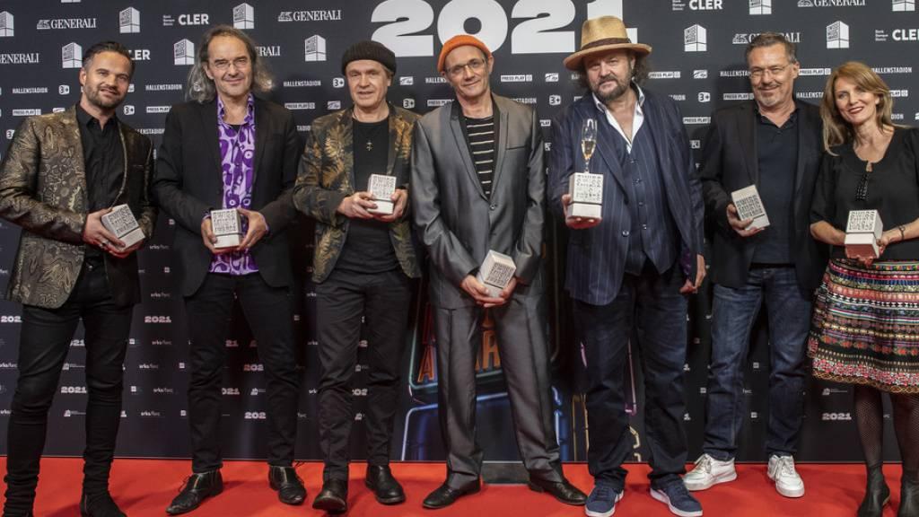 «MTV Unplugged» kommt in die Schweiz: Patent Ochsner ist die erste Band des Landes, die in dem weltberühmten Format auftreten wird.