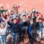 Der Schülerrat der Bezirksschule organisiert einen Sponsorenlauf und sammelt so Geld für den Verein «Stars of Vietnam». Barbara Scherer