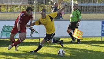Der FC Aesch wird am Wochenende im Einsatz gegen Juve, HSV und Dormund sein. (Symbolbild)