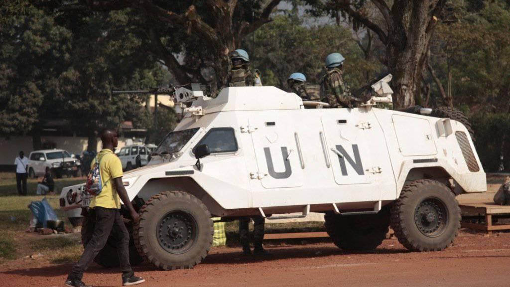 Harter Schlag: UNO-Mission in Mali von tödlichem Raketenangriff getroffen (Symbolbild)