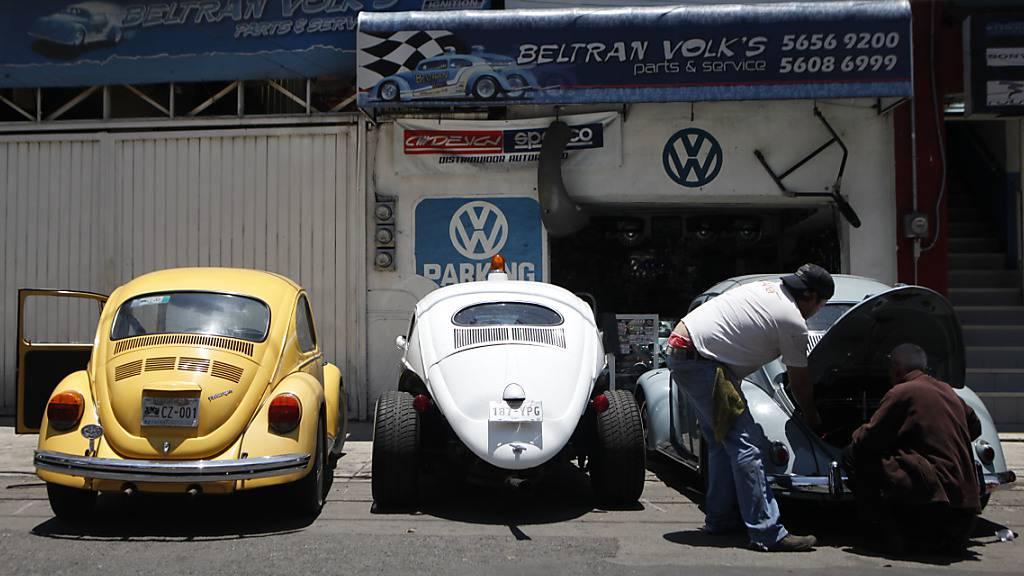 Kanada reicht im Abgas-Skandal Klage gegen Volkswagen ein