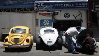 Kanada klagt gegen VW im Dieselskandal (Archivilbild)