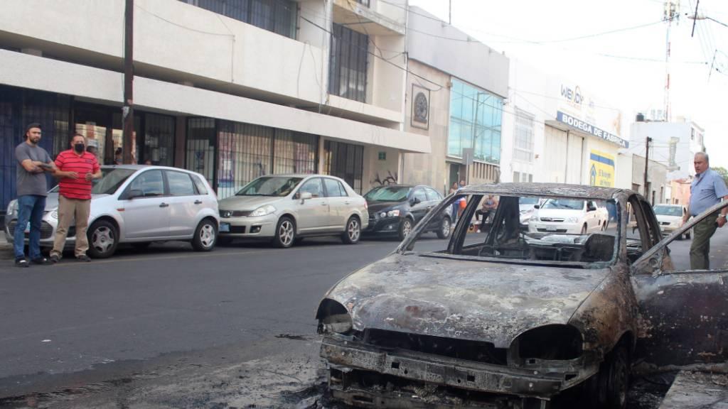 Zwölf Tote bei Kämpfen zwischen Banden in Norden von Mexiko