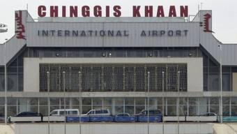 Der internationale Flughafen der mongolischen Hauptstadt Ulan Bator. (Archivbild)