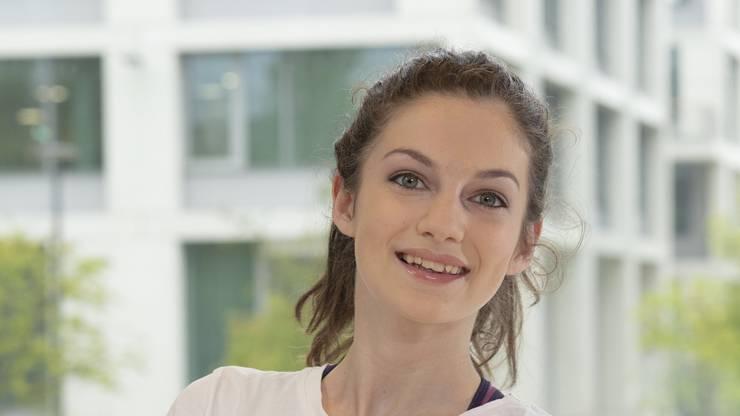 Anna La Porta begeisterte mit wunderschönen Pirouetten und Dreifachsprüngen.