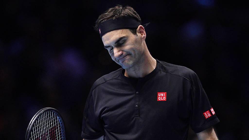 Kam in Bogota nicht zum Tennisspielen: Roger Federer muss seinen Auftritt in Kolumbiens Hauptstadt absagen