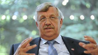 Der Kasseler Regierungspräsident Walter Lübcke in einer Aufnahme vom Juni 2012.