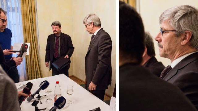 Am Dienstag kündigte Carlo Conti an, seinen Sessel zu räumen. Was sein Rücktritt für den Kanton Basel-Stadt bedeutet, ist noch nicht klar.