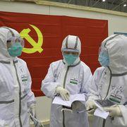 In China macht sich die Hoffnung breit, dass der Höhepunkt der Coronavirus-Epidemie überwunden wurde. (Symbolbild)