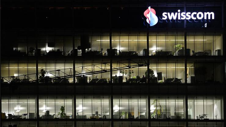 Swisscom-Kunden in der Region Basel waren von Dienstag bis Donnerstag von einem ärgerlichen Blackout betroffen. (Symbolbild)